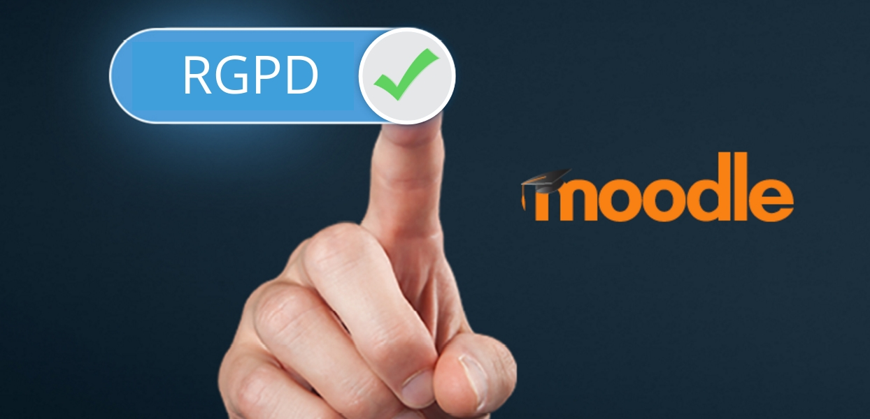 Moodle, LMS, e-learning, RGPD, LMS FACTORY